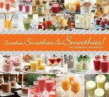 Smoothies, Smoothies & More Smoothies!-ExLibrary