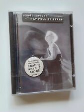 Cyndi Lauper ~ HAT FULL OF STARS ~ 1993 minidisc NEW (MD.mini disc)