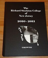The Richard STOCKTON COLLEGE of New Jersey YEARBOOK ANNUAL 2010-2011