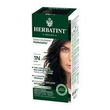 ♡♡LOT DE 2 Colorations HERBATINT 1N Noir NEUF NATUREL ♡♡MONDIAL RELAY