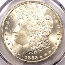 1885-CC Morgan Silver Dollar $1 - PCGS MS66+ PQ Plus Grade - $3,500 Value!