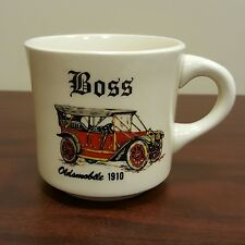 Oldsmobile 1910 Vintage Car Coffee Mug For Boss Work Job Mechanic