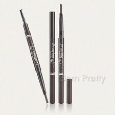 2 in 1 Augenbrauenstift & Augenbrauen Pinsel Eyebrow Pencil & Brush Set Komestik