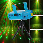 New Mini Projector DJ Disco Light Stage R&G Laser Lighting Party Club Show