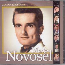 MARKO NOVOSEL 2 CD Zlatna Kolekcija Lola Novakovic Gabi Novak Dalmatien Kroatien