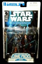 ANAKIN SKYWALKER & DURGE 2008 COMIC PACKS #2 OBSESSION #3 Star Wars Figure Pack