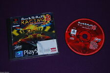 ROCK & ROLL RACING 2 : RED ASPHALT - Interplay - Jeu Course Playstation PS1 PAL