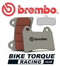 Triumph 675 Daytona  2013  Brembo SC Sintered Road & Track Front Brake Pads