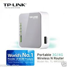 TP-LINK TL-MR3020 Portable 3G/4G wifi Wireless Travel Data card/Dongle Router
