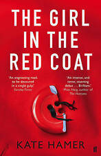 The Girl in the Red Coat, Hamer, Kate Book