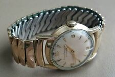 Vintage Girard Perregaux Gyromatic Watch (minor  repair seconds hand disconnect)