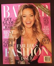 Harper's Bazaar Fashion Issue Gift Guide Dresses Dec/Jan 2015/16 FREE SHIPPING!