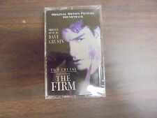 "NEW SEALED ""The Firm"" Original Motion Picture    Cassette Tape (G)"
