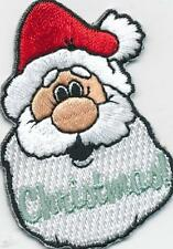 Girl Boy Cub CHRISTMAS SANTA VISIT Fun Patches Crest Badge SCOUT GUIDE breakfast