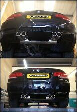 BMW M3 STYLE EXHAUST CONVERSION.320D.325D.325I.330D.330I,E90,E92,E93.EXHAUST