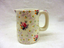 special offer pandora chintz  mini cream jug pitcher jug by Heron Cross Pottery