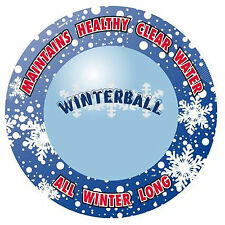 All In One Winter Chemical Closing Pill Winterizing Ball for Swimming Pools