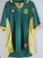 Cameroon 1998-1999 Home Football Shirt Large /39123