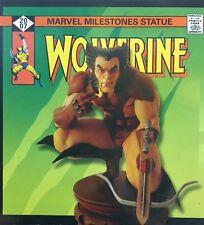 Diamond Select Marvel Milestones Wolverine Statue - Frank Miller