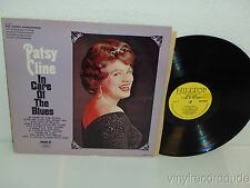 PATSY CLINE In The Care of The Blues LP Hilltop JS 6072 VG+ Female Country-Blues