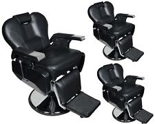 3~All Purpose Hydraulic Recline Barber Chairs Salon Beauty Spa Shampoo Equipment