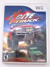Excite Truck Nintendo Wii Game Complete