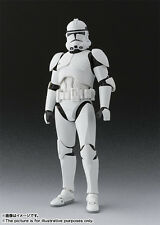 Bandai S.H.Figuarts SHF Star Wars Clone Trooper Phase 2