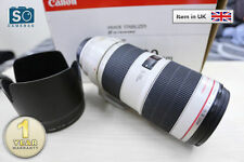 Canon 70-200 mm f/2.8 L IS USM-II originaria del JESSOPS ***