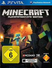 Minecraft PSVita + PS3 Download leichte Platin