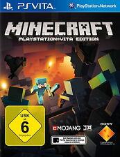 PS VITA Spiel: Minecraft PSV Neu & OVP