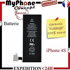 BATTERIE ORIGINALE INTERNE NEUVE POUR IPHONE 4S (3,7V)