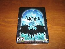 AION  (PC CD-ROM, 2009) Dual Disc Set w/Game Manual & Quick Reference Card