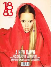 1883 MAGAZINE #3 SUKI WATERHOUSE David E Sugar ANDREJ PEJIC Chris Moon @NEW@