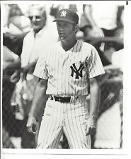 Vintage New York Yankee Double Photo