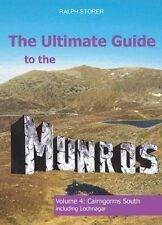 The Ultimate Guide to the Munros: Cairngorms South: Volume 4 by Ralph Storer (Pa