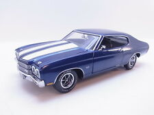 LOT 38962 | Franklin Mint 1:24 Chevrolet Chevelle SS 454 1970 Modellauto neuw.