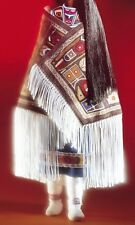 North west coast native american fringe outfit for Barbie