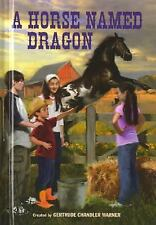 A Horse Named Dragon (Boxcar Children Mysteries, #114)-ExLibrary