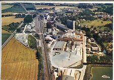 CP 02 Aisne - Marle-sur-Serre - Le silo et la sucrerie