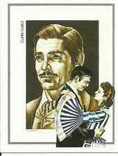 CLARK GABLE 1991 LEGENDS OF HOLLYWOOD CARD