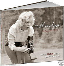 NEW Marilyn Monroe Book: Marilyn August 1953, The Lost LOOK Photos, John Vachon