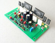 2pcs Voice of Berlin 933 120W 4Ω 2SC3264/2SA1295 Amplifier kit WLX
