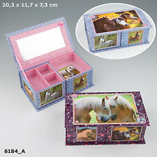NEW HORSES DREAMS JEWELLERY BOX