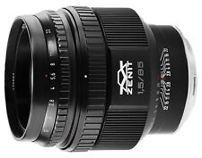 Brand new Zenit Helios 40-2 f1.5  for Nikon  new design 2015  warranty