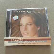 DIANA KRALL From This Moment On TAIWAN/CHINA press W/OBi