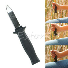 Retractable Knife Joke Fake Trick Halloween Props Toy Disappearing Slide Dagger