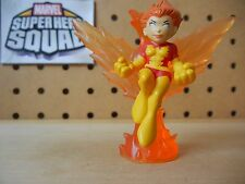 Marvel Super Hero Squad RARE DARK PHOENIX Red White Eyes from Collector's Pack 1