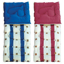 Details about  Royal Umbria King Luxury Single Adult Sleeping Bag 2 Colours