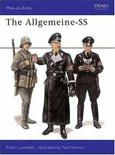 Men-At-Arms: The Allgemeine-SS 266 by Robin Lumsden (1993, Paperback)