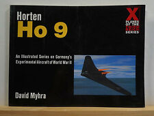 Horten Ho 9: A Photo History 1999 Myhra German Experimental Aircraft WWII